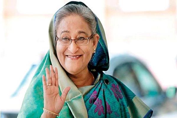 bangladesh pm sheikh hasina praised