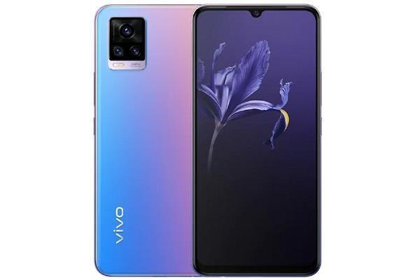 vivo launches v20 smartphone with 44mp front camera