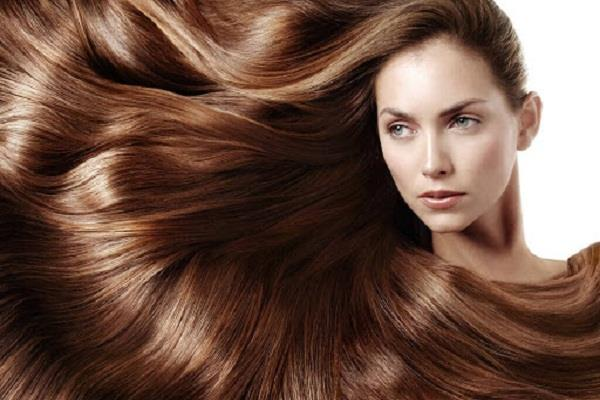 beauty tips  hair will be shiny and soft  massage