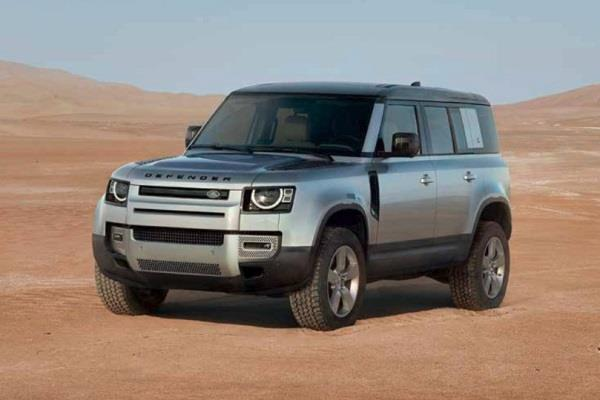 land rover defender launched at rs 73 98 lakh