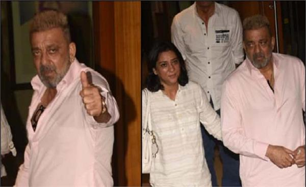 sanjay dutt pictures viral on social media