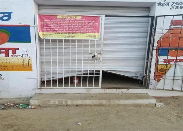 theft  shutters jaito