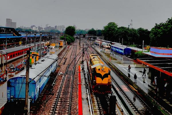 now freight through the railway department will be even easier
