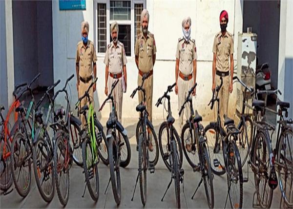 on demand theft  bicycle  budhlada
