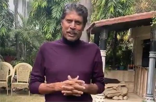 kapil dev speaking for the first time after suffering a heart attack