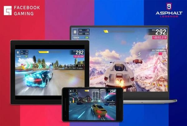 facebook unveils cloud gaming for android users
