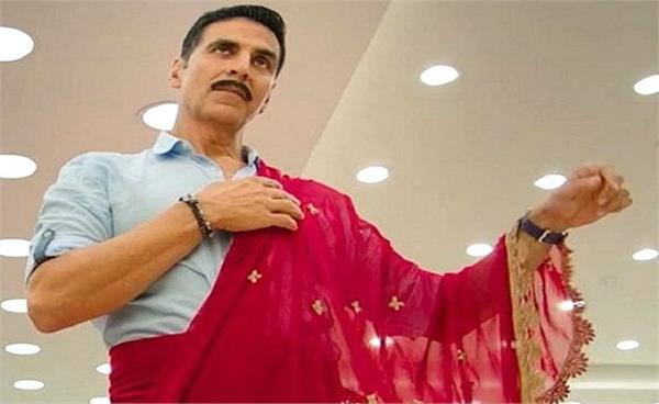 upcoming movie laxmmi bomb   akshay kumar on wearing saree