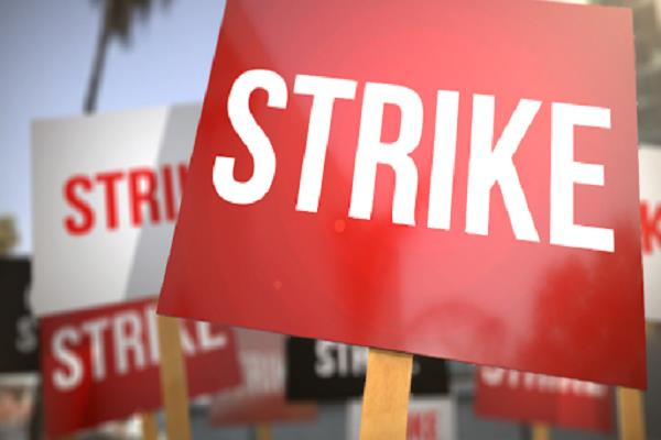 there will be a nationwide strike on this date against the government s policies