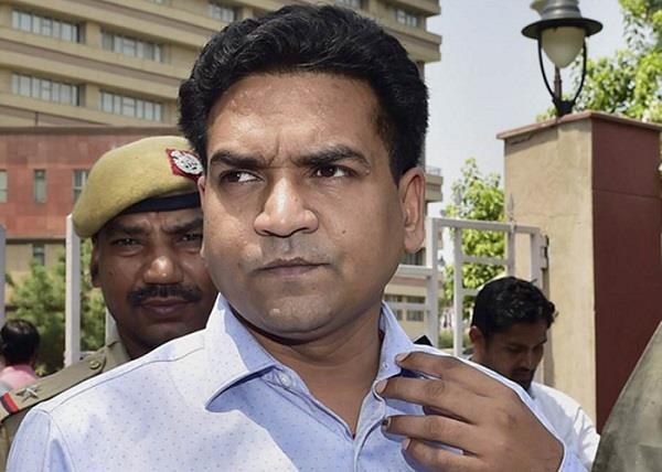 bjp leader kapil mishra satyendra jain court apology