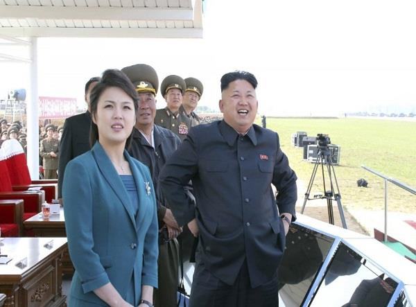 north korea kim jong un s wife rumors