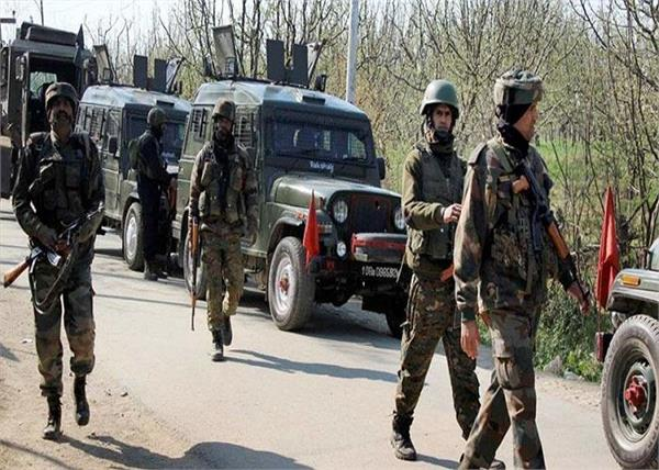 jammu and kashmir kupwara pakistan firing 2 soldiers martyrs