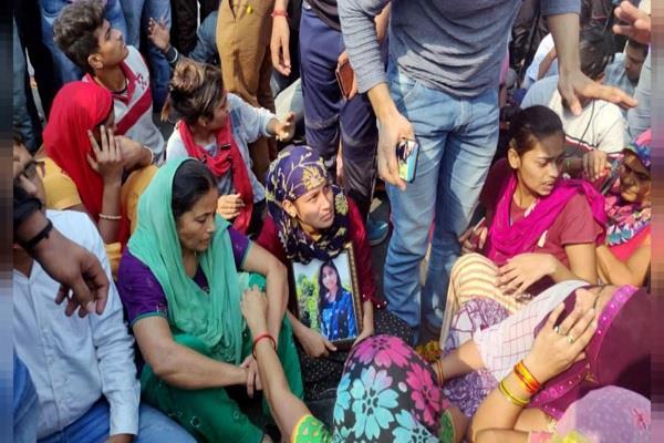 haryana police nikita tomar murder family security