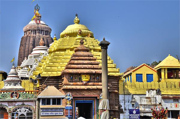 lord jagannath puri temple doors will be of silver
