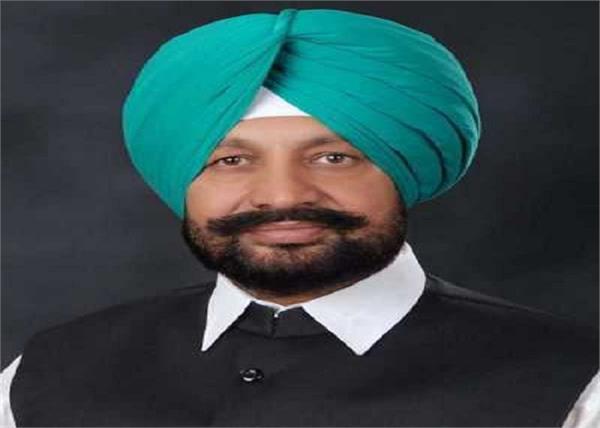 health minister balbir singh sidhu  government of punjab