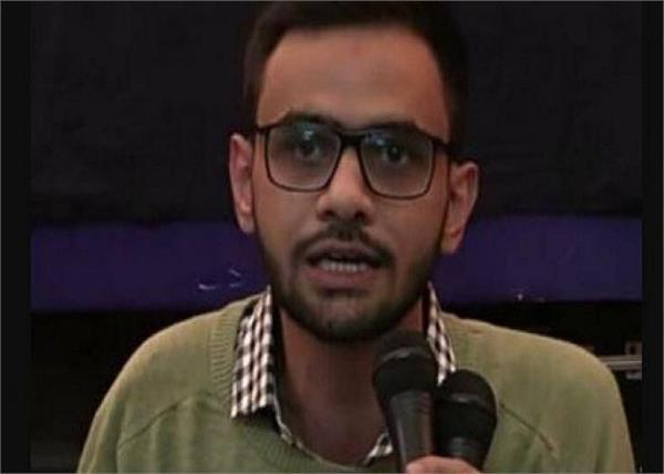 delhi riots  accused umar khalid