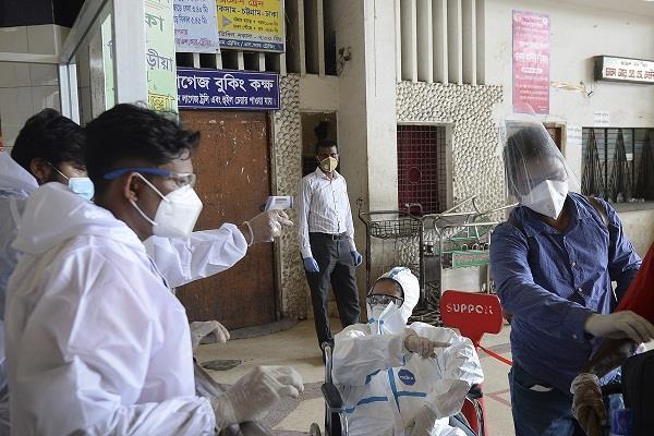 bangladesh coronavirus