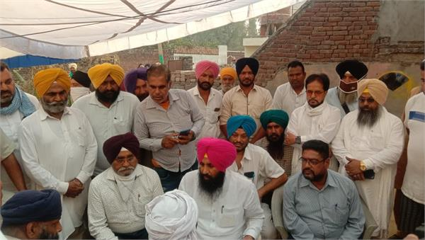 jalalpur victim family  simarjit singh bains  government of punjab