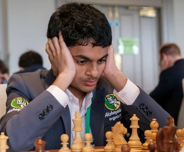 nihal became the winner of the kopechas kaprov trophy chess