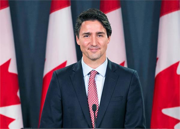canadian pm congratulations to justin trudeau