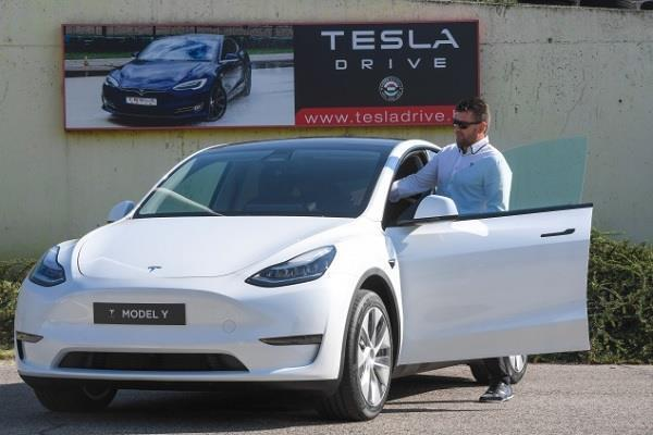 software updates will increase the range of tesla  y