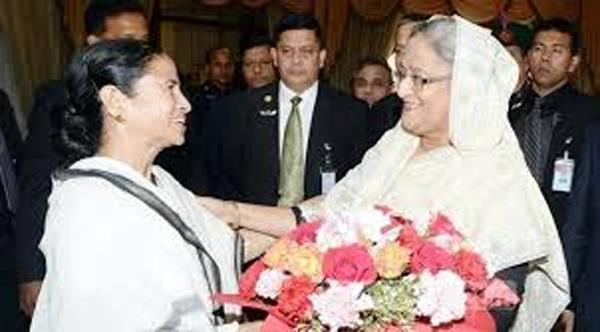 bangladesh pm sheikh hasina sends gifts to mamata banerjee on durga puja