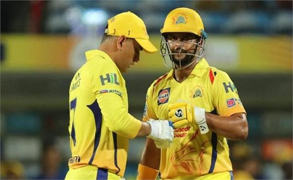raina and dhoni have everything right
