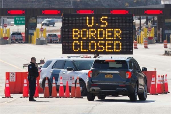 canada u s  border to remain closed until nov  21