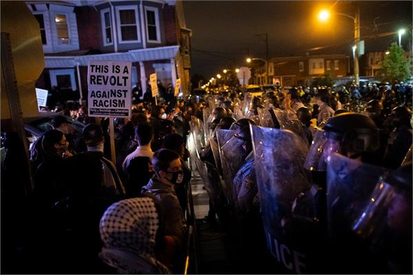 philadelphia police shooting people house arrested seven districts