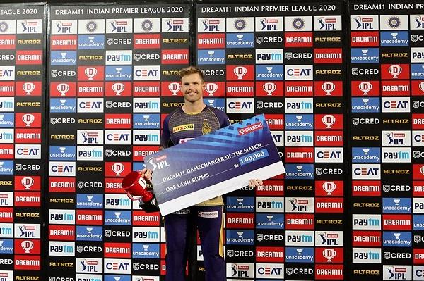 it was special to dismiss warner in the super over  ferguson