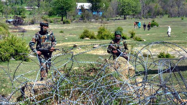 jammu and kashmir  encounter in avantipora  army killed terrorist