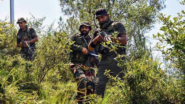 jammu and kashmir  pakistan breaks ceasefire again
