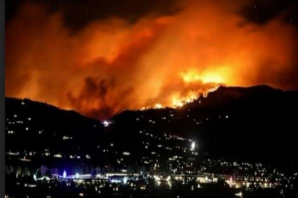 fire in colorado distroyed 2 million acres