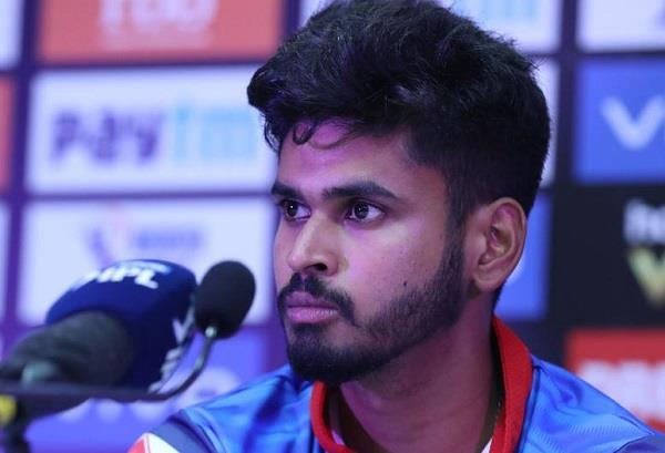shreyas iyer  we lost the game in powerplay itself