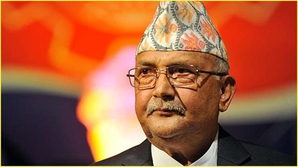 nepal s prime minister stuns china said stay away from party politics