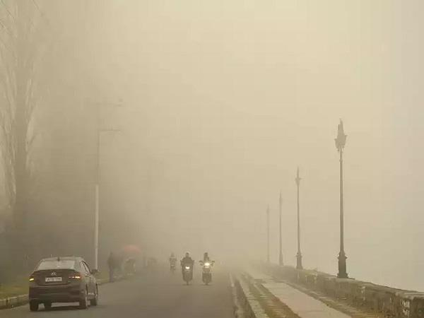 extreme cold in northern india