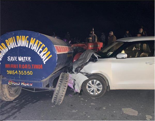 1 woman killed 5 injured in road accidents