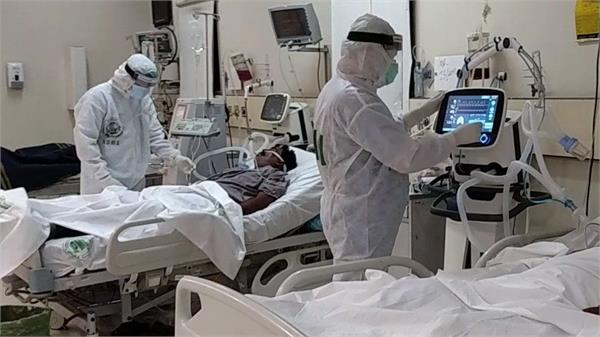 shortage of icu beds in pakistan during second wave
