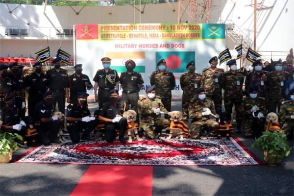 indian army gave this special diwali gift to bangladesh army