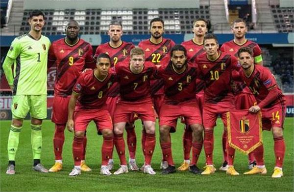 fifa rankings  belgium tops  france second