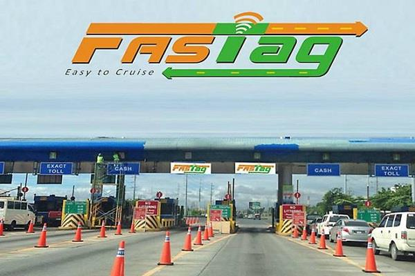 fastags will be mandatory at all toll plazas from january