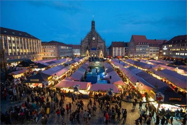 corona causes 80 percent christmas market closure in germany