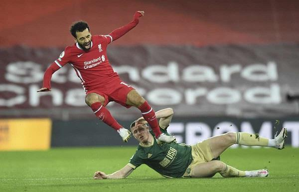 liverpool striker salah re corona positive