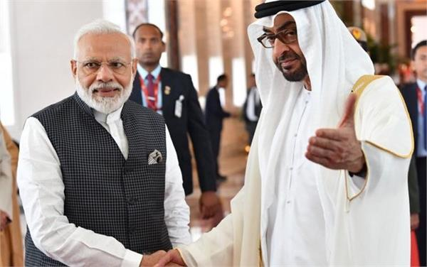 uae friendship with india moves away from pakistan