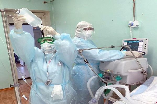 seven die  drinking coronavirus hand sanitiser in russia
