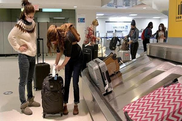 americans travel for thanksgiving corona restrictions