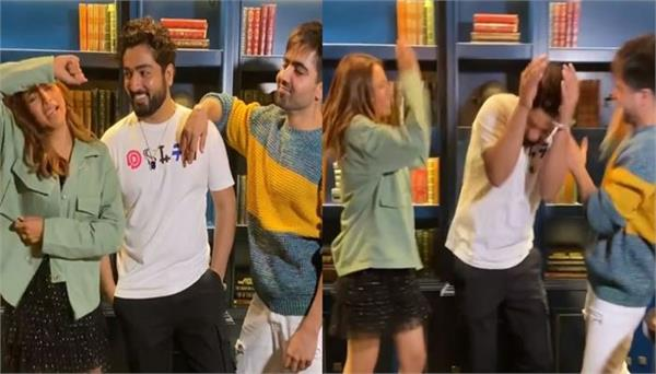 watch video   jaani have fun with sargun mehta and hardy sandhu