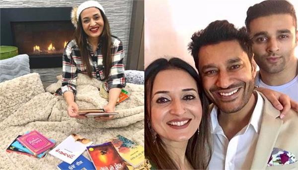 harbhajan mann and wife harmandeep kaur look adorable in
