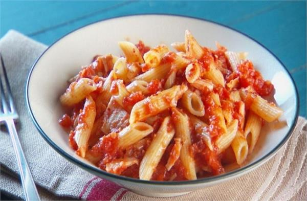 prepare italian red sauce pasta for kids in minutes