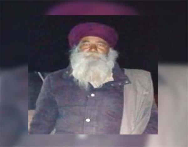 dharamkot  toll plaza  farmers  death