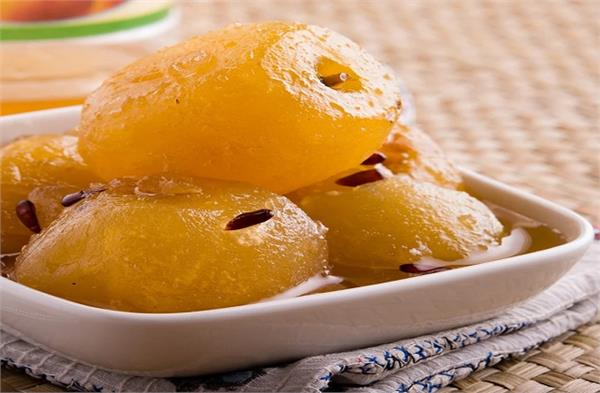 immunity booster amla marmalade in your home kitchen